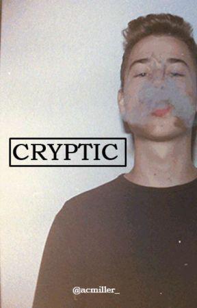 Cryptic ↓Muke↑ by whispershood