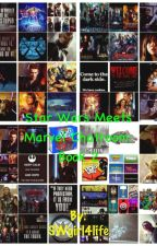 Star Wars Meets Marvel Chatroom: Book 2 by SWgirl4life