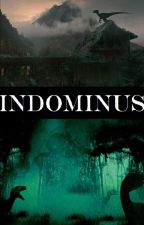 Indominus // Zach Mitchell by LostDaughterOfChaos