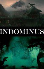 Indominus // Zach Mitchell by LostDaughterOfChaos