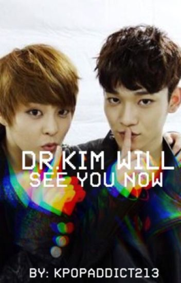 Dr.Kim will see you now(XiuChen smut oneshot)