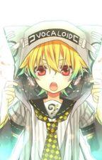 Notice Me SENPAI!!! (Kagamine Len x Reader) by ShizukaAoi