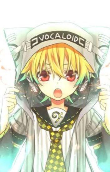 Notice Me SENPAI!!! (Kagamine Len x Reader)