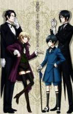Black Butler x Reader by AnimeMysticalGurl