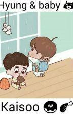 Hyung & Baby by dorisoo