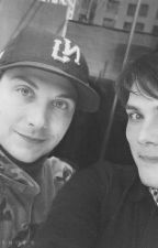 Baseball Match (Frerard) by I_mnotahero