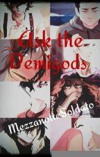 Ask the Demigods by MezzanotteSoldato