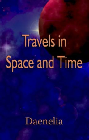 Travels in Space and Time - short stories by Daenelia