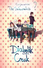 Diabolik Lovers Crack by New_Chica