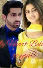 My heart belongs to you by Oye_Noor