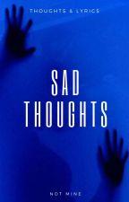 Sad thoughts by claudiafserna