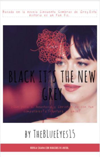 Black It's The New Grey ❤
