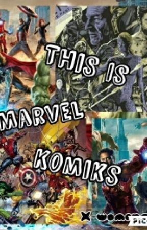 This İs Marvel Komiks by x-womenmarvel