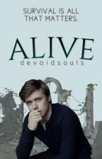 Alive ➳ Zach Mitchell | ✓ by devoidsouls