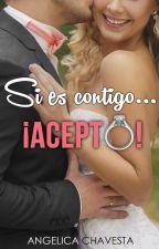 Si es contigo... ¡acepto! - Robert Pattinson by AngelicaChavesta