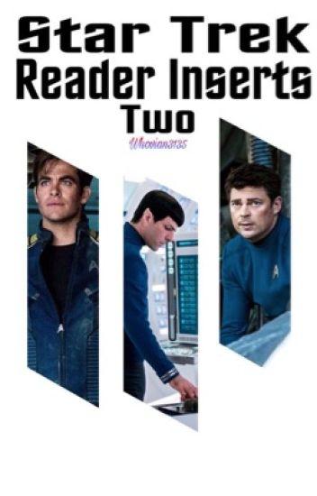Star Trek Reader Inserts 2