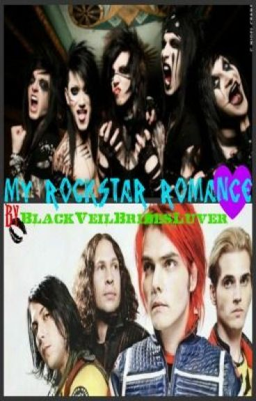 My Rockstar Romance (Black Veil Brides/ My Chemical Romance Fan Fic) by BlackVeilBridesLuver