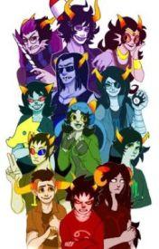 Ask/dare Homestuck trolls and kids by germanwolf