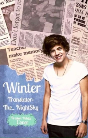 Winter |Harry Styles| Russian Translation