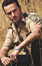 The blue eyed sheriff (Rick grimes love story) by Destiny619