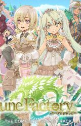 Rune Factory 4: The Forgotten Guardian by Silver_Star2002