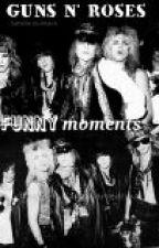 Guns N' Roses |Funny moments| by IsabellaQuintana