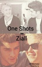 One Shots - Ziall by Moonstar-MagicStory