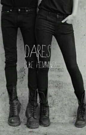 Dares - Luke Hemmings by symali