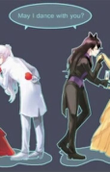 White Roses and Bumblebees ( a RWBY Fanfic ...
