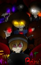Five Nights At Brine's :Discontinued: by EnderSparklesMC