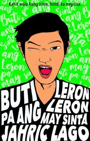 Buti Pa Ang Leron Leron May Sinta by JahricLago