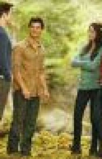 Jacob Black y Renesme Cullen