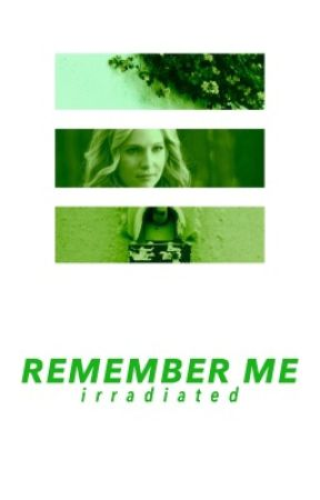 remember me [2]; legolas greenleaf [on hold] by irradiated