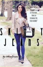 Skinny Jeans by ObviouslyEmison