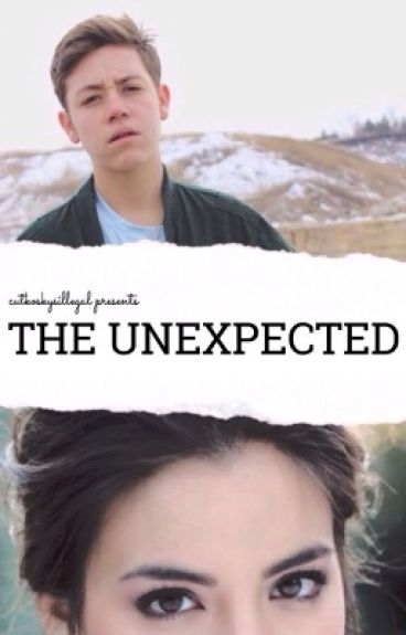The Unexpected ↠ Ethan Cutkosky