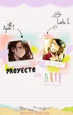 Proyecto De Arte| Raito Sakamaki by wonderfulluh