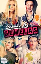 Bromas de gemelas  by marialer104