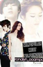 mr.popular meet ms.princess by ronalyn_ocampo