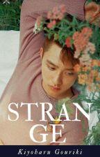 Strange (boyxboy)  by kiyogenic