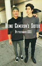 Being Cameron's Sister by profangirl001