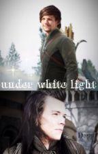 Under white light (Larry Stylinson) by PinkuBakemono