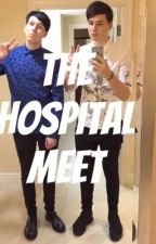 The Hospital Meet (Phan) by panicbecausephan