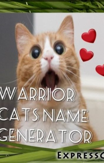 Warrior Cats Name Generator :D :D :D - ~Ally~ - Wattpad