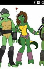 TMNT und die Reptilien!  by SuperSMR