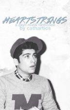 Heartstrings ➳ z.m. by happiIy