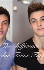The Differences// Ethan Dolan Fanfic by omgu813
