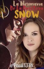 La Hermana de la Doctora Snow. (The Flash) by Pauli1318