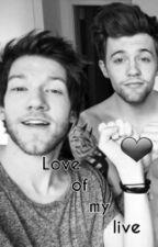 Love of my live(jandreff) by _teachemelove_