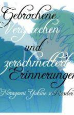 Gebrochene Versprechen und zerschmetterte Erinnerungen(Noragami Yukine x Reader) by YukiAndJuvia