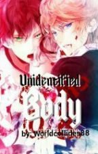 Unidentified Body (Diabolik lovers fan fiction) by cjhan88